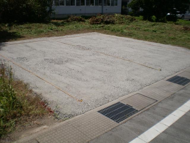 P駐車場整地7_small
